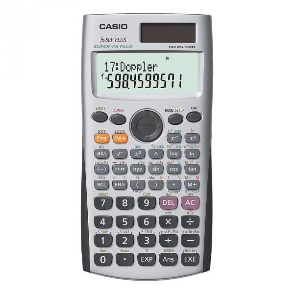 Calculadora Casio FX-50F Plus