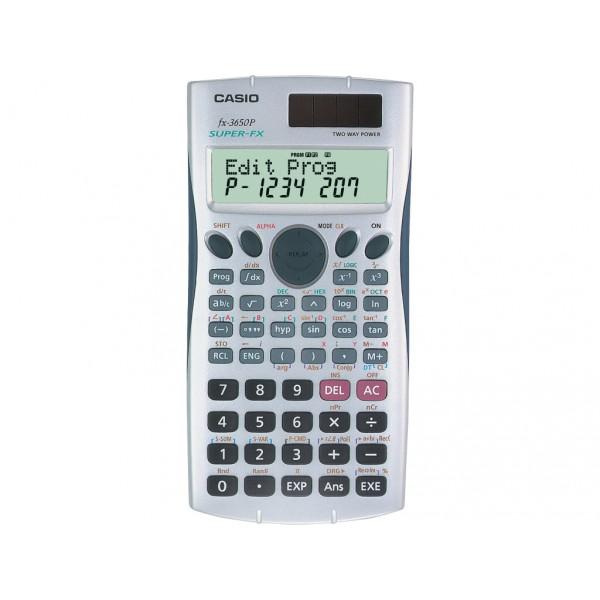 Calculadora Casio FX-3650P