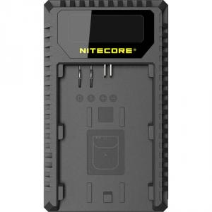 Cargador de viaje Nitecore UCN1 para Canon