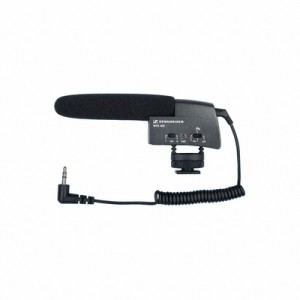 Micrófono para cámara Sennheiser MKE 400