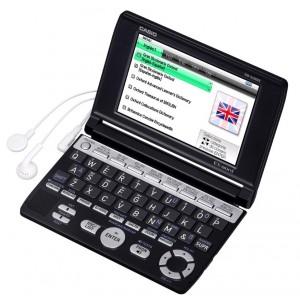 Diccionario Casio EW-S4000E