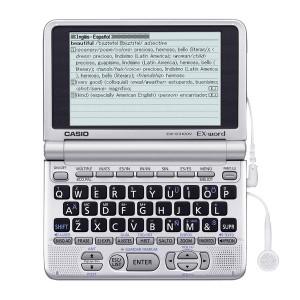 Diccionario Casio EW-S3100V
