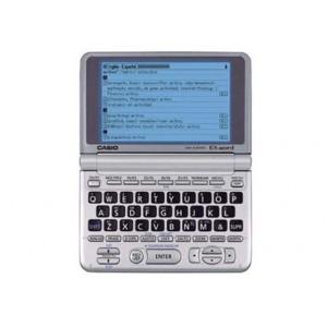 Diccionario Casio EW-S3000