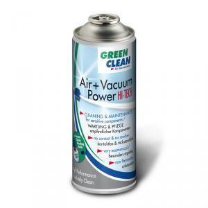 Aire comprimido HI-TECH bajo daño medioambiental para limpieza de aparatos electrónicos