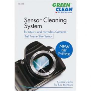Kit de Limpieza Profesional para Sensor Full Frame SC-6000
