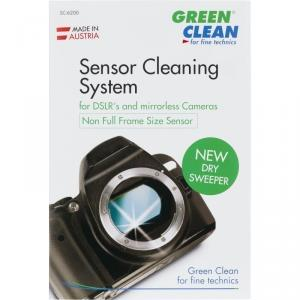 Kit de Limpieza Green Clean para Sensor Cámaras DSLR y Mirrorless SC-6200