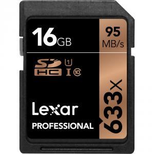 Tarjeta de Memoria Professional 633x SDHC™/SDXC™ UHS-I 16Gb