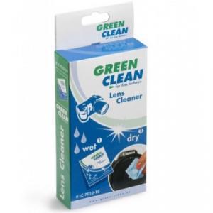 Toallitas de limpieza para lente Green Clean LC7010-10