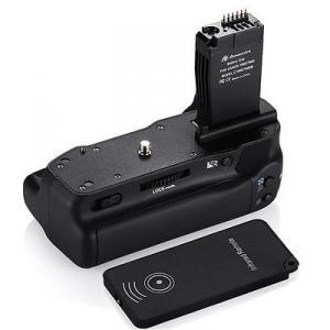 Empuñadura Ultrapix BG-E20 para Canon EOS Mark IV con mando disparador