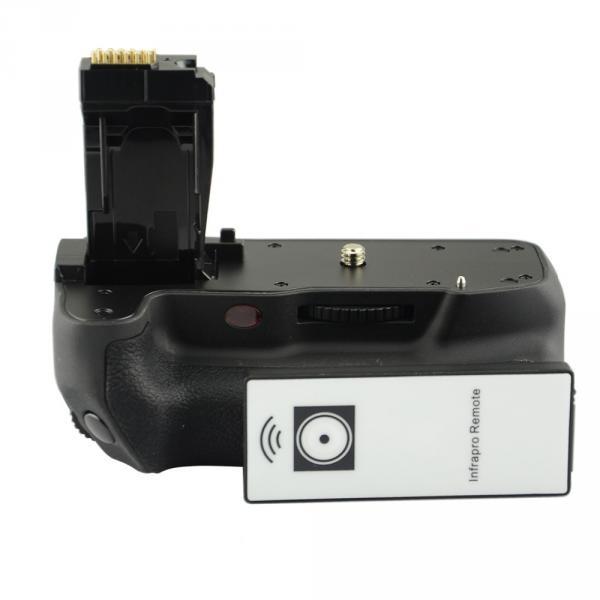 Empuñadura Ultrapix BG-E18H para Canon EOS 750D/760 con disparador
