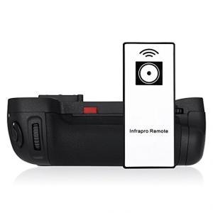 Empuñadura Ultrapix MB-D15 para Nikon D7100/D7200 con disparador