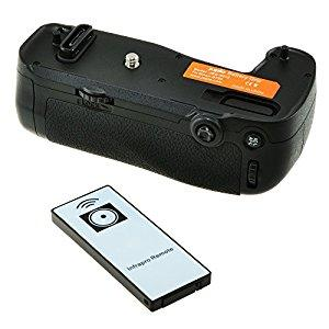 Empuñadura Ultrapix MB-D16 para Nikon D750 con control remoto