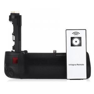 Empuñadura Ultrapix BG-E14 para 70D/80D con control remoto
