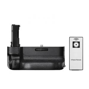 Empuñadura Ultrapix BG-E16 para 7D Marlk II con control remoto