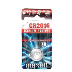 Pila de botón Maxell CR 2016