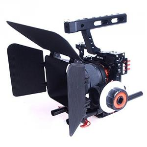 Estabilizador ComStar video rig Kit K5