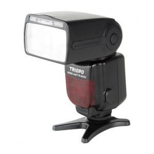 Flash Triopo TR-600 para Canon y Nikon