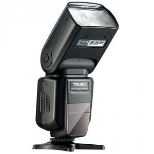 Flash inalámbrico Triopo TR-982 II para Canon