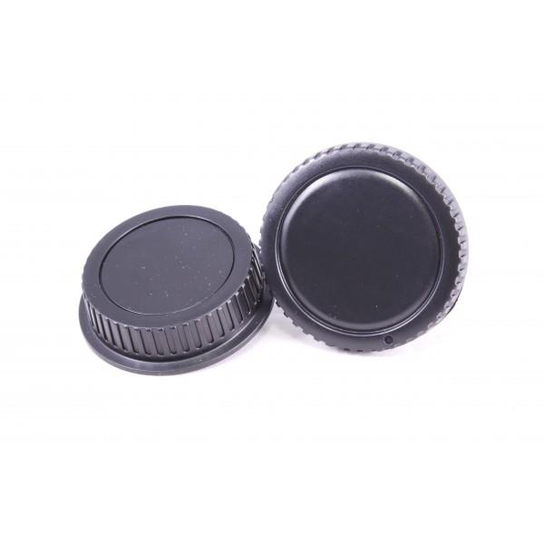 Tapa para objetivo Ultrapix Rearc para Nikon