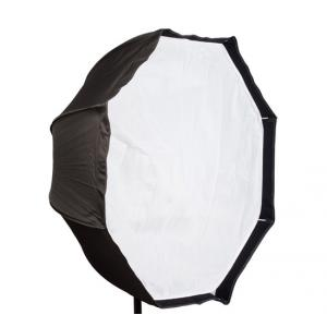 Softbox tipo paraguas Octagonal tamaño 120cm