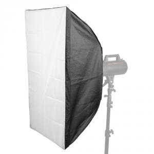 Softbox tipo rectangular tamaño 80cm x 120cm