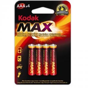 Pila alcalina Kodak AAA