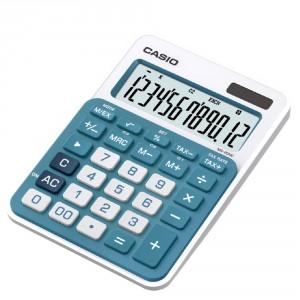 Calculadora Casio MS-20NC azul
