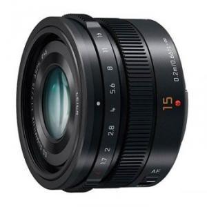 Objetivo Panasonic H-X015 15mm F1.7 ASPH