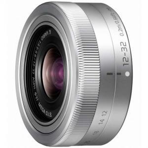 Objetivo Panasonic Lumix G 12-32mm H-FS12032E Micro 4/3 Plata