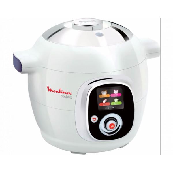 Robot de cocina moulinex cookeo ce701010 for Moulinex robot cocina