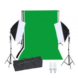 Kit de estudio con iluminación UPFK-PKBG10