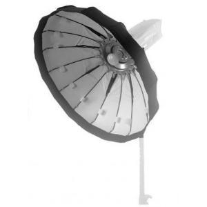 Paraguas tipo softbox para luz continua 120 cm