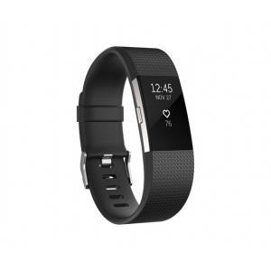 Pulsera de actividad Fitbit Charge 2 FB407S S Negra