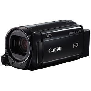 Videocámara Canon LEGRIA HFR 706 Negra