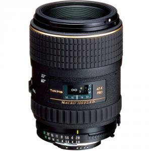 Objetivo Tokina AF 100mm F2.8 AT-X M100 AF PRO D para Canon