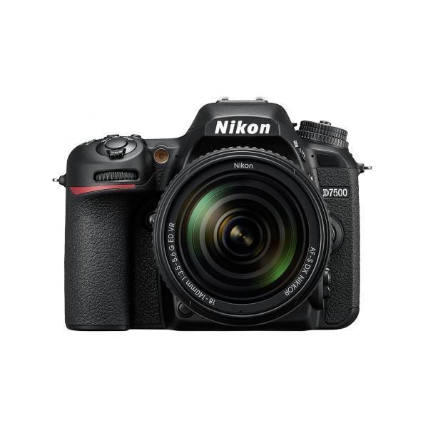 Cámara Réflex Nikon D7500 + 18-140MM VR