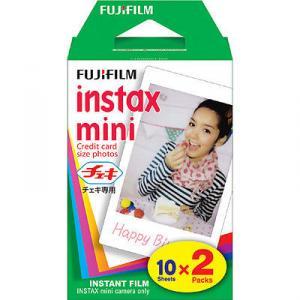 Fujifilm Película Instantanea Pack 2x10