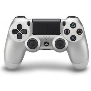 Mando inalámbrico Dualshock 4 para PS4 plata