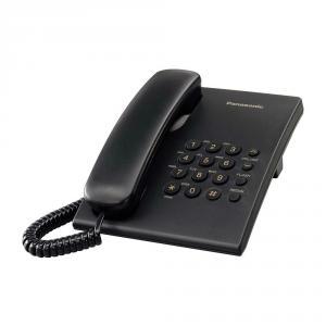 Telefono Panasonic KXTS500 Negro