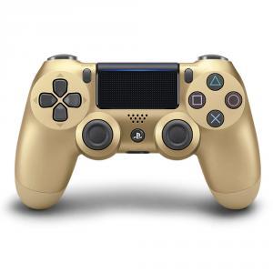 Mando inalámbrico Dualshock 4 para PS4 Dorado