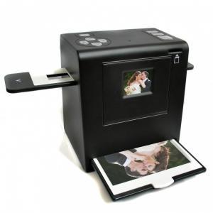 Escaner de negativos y diapositiva SCND503H