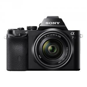 Sony Alpha ILCE-7K + 28-70mm f/3.5-5.6 OSS