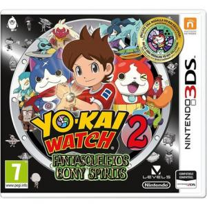 Juego Nintendo 3DS YO-KAI WATCH Fantasqueletos