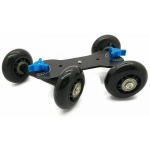 Dolly con ruedas pequeño para video Commlite CS-VD0