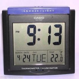 c0cb7e62465e Reloj Despertador Casio digital DQ-750F-1D