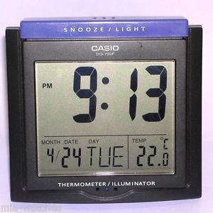 Reloj Despertador Casio digital DQ-750F-1D