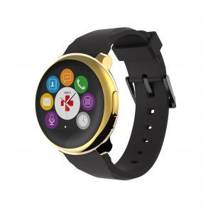 Smartwatch MyKronoz ZeRound Negro / Dorado