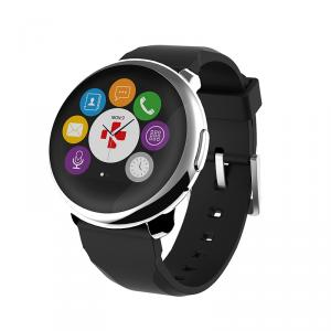 Smartwatch MyKronoz ZeRound Negro / Plata