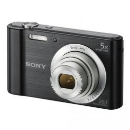 Sony Cybershot DSC-W800 Negra