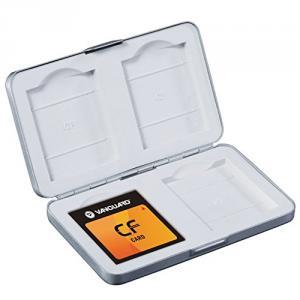 Estuche para 4 tarjetas Compact Flash Vanguard MCC 11